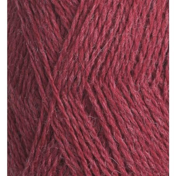 Eco Highland Wool Burgunder CT73