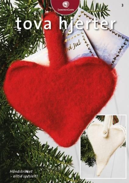 Garnpakke Tova hjerter