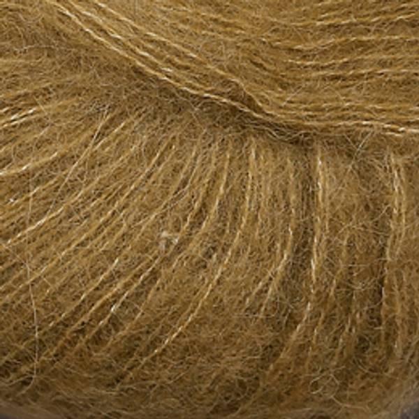 Alpaca Silk 279 Gulgrønn