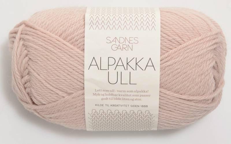 Alpakka Ull 3511