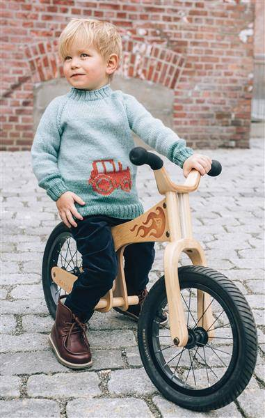 Sandnes 1509 Smart til barn