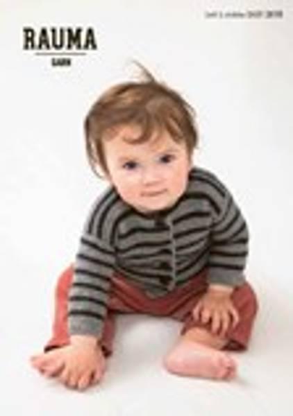 Rauma 261 Lett å strikke Baby